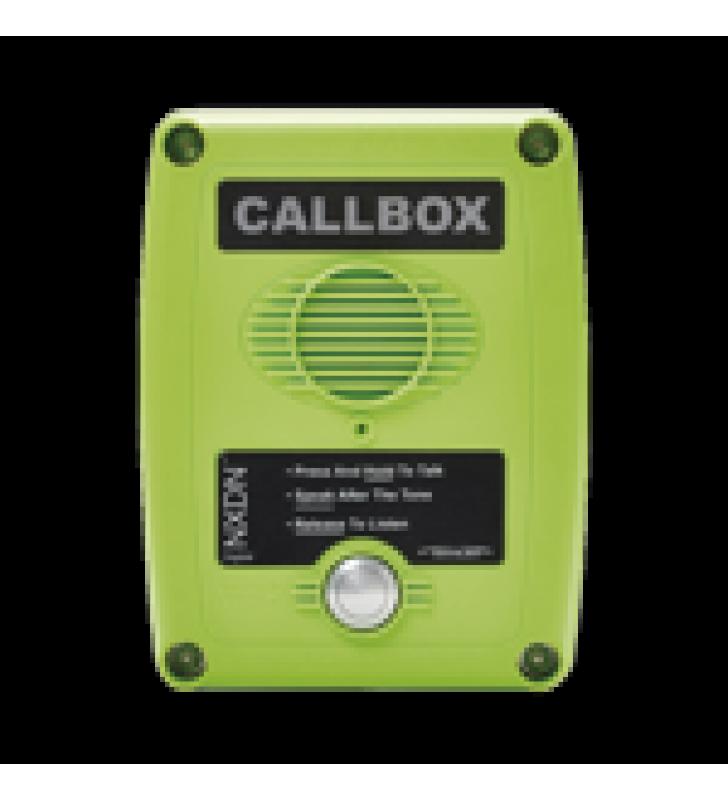 CALLBOX DIGITAL NXDN, INTERCOMUNICADOR  INALAMBRICO  UHF 450-470MHZ,  COLOR VERDE