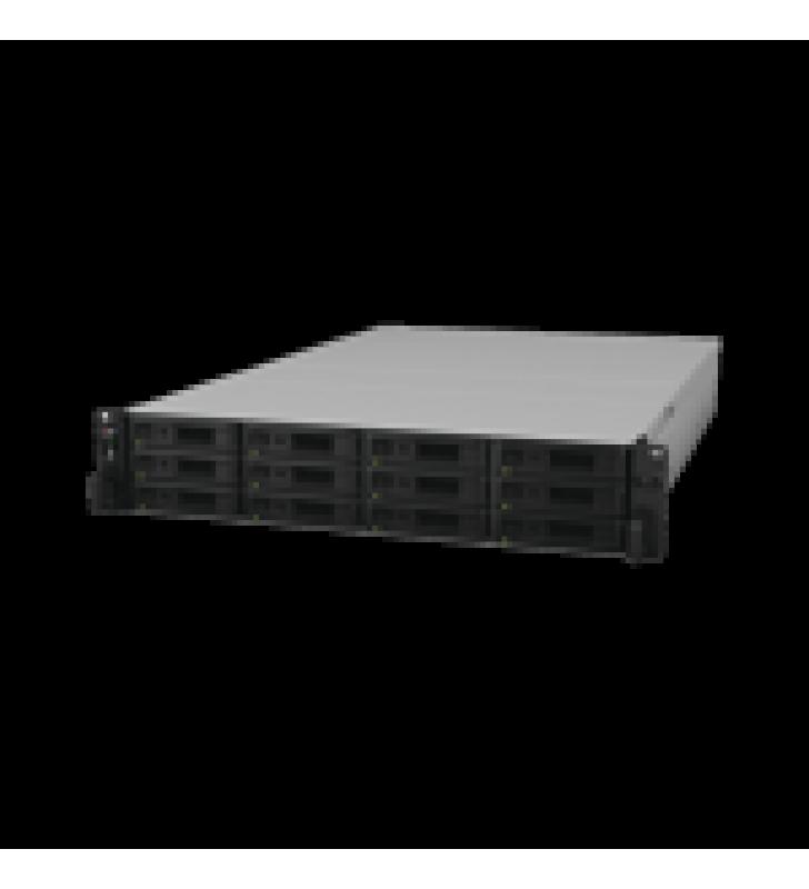 SERVIDOR NAS PARA RACK DE 12 BAHIAS / EXPANDIBLE A 36 BAHIAS / HASTA 432 TB