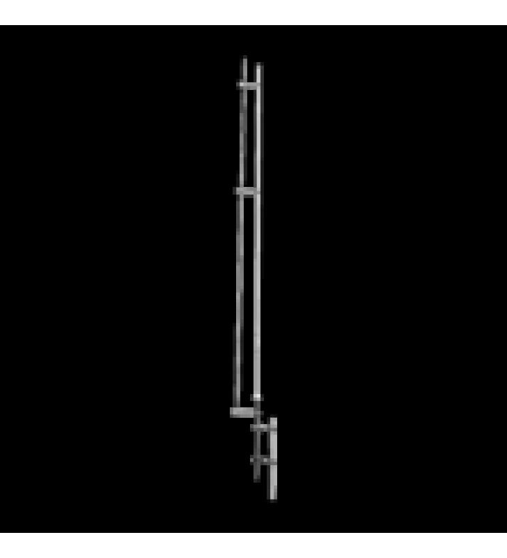 TUBO REFLECTOR PARA ANTENAS HUSTLER HX, AUMENTA 3 DB DE GANANCIA, RANGO DE 139-174 MHZ