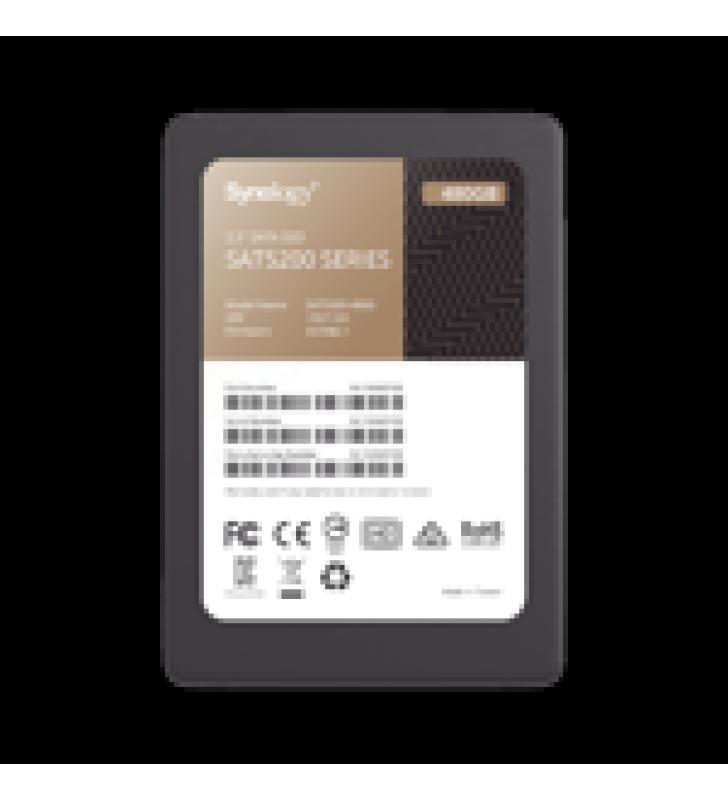 480 GB SSD , DISENADA PARA SYNOLOGY NAS