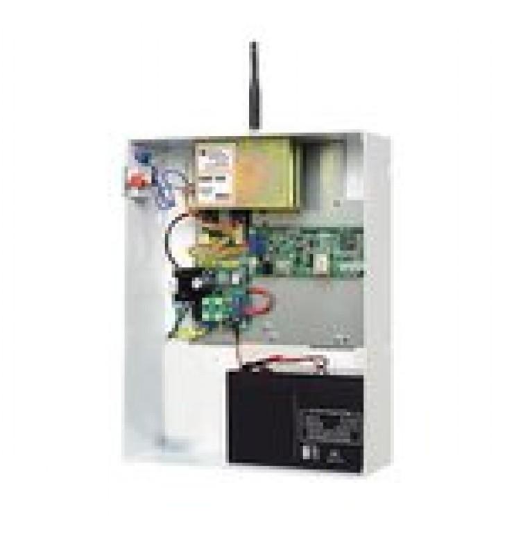 INTERFACE UNIVERSAL DE CONVERSION TCP/IP GPRS COMPATIBLE CON CUALQUIER ALARMA CON FORMATO CONTAC ID NO INCLUYE GSM200 NI NET4PRO