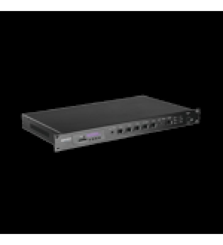 AMPLIFICADOR MEZCLADOR 120W - (USB/MP3/TUNER) DISENO PARA RACK