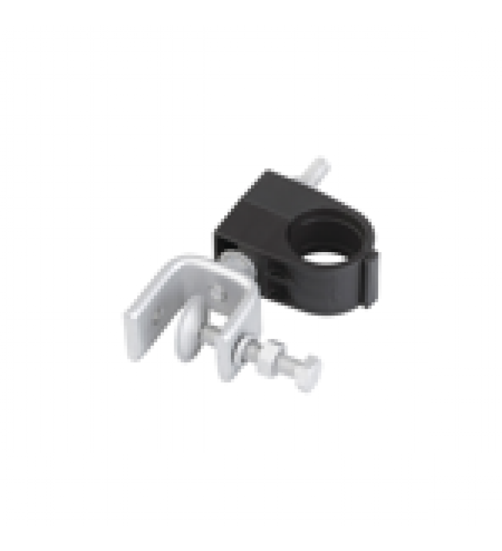 SINGLE HANGER KIT FOR 7/8 IN COAXIAL CABLE, SINGLE STACK; INCLUDES HARDWARE AND ANGLE ADAPTER
