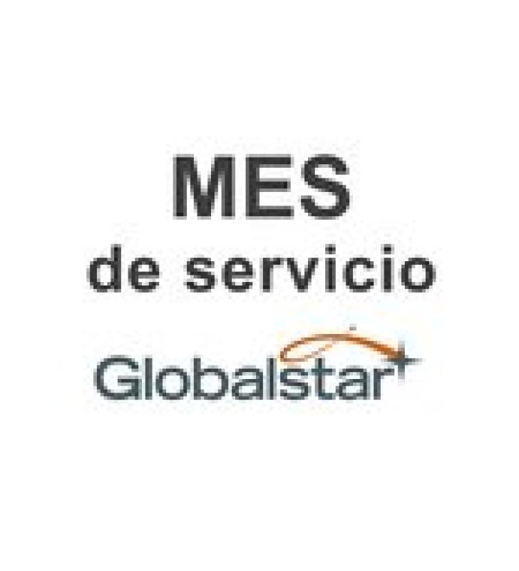 SERVICIO MENSUAL DEL USO DE SATELITES GLOBALSTAR
