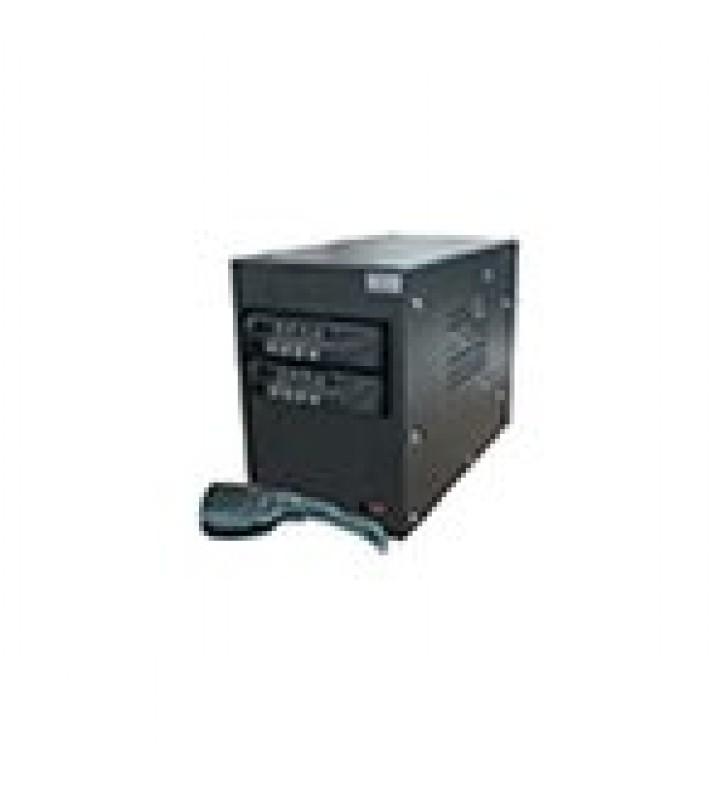 REPETIDOR COMPACTO UHF 400-470, 45 W CON IC-F6013.