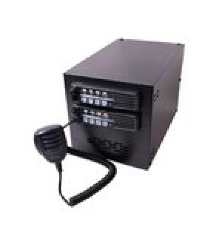 REPETIDOR COMPACTO UHF, 450-512, 45 W CON IC-F6013.