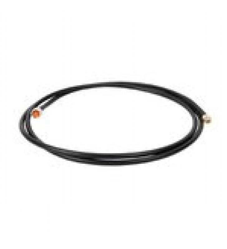 JUMPER CON CABLE TIPO RF400 CON CONECTORES N MACHO/ N MACHO HEMBRA. 3 METROS.