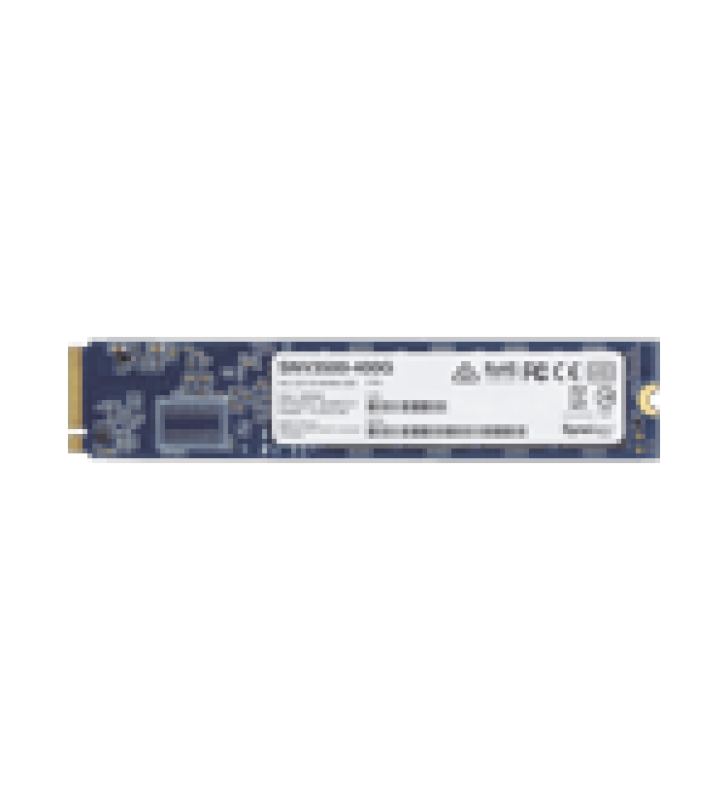 SSD 400GB NVME M.2 22110, DISENADA PARA SYNOLOGY NAS CON RANURAS M.2 INTEGRADAS