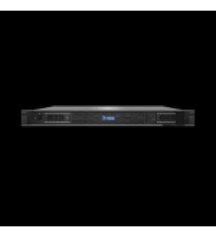 SERVIDOR DE APLICACION 175 PARA VMS ISS - CORE I7 9700K, 16 GB RAM, WIN 10 PRO, 12TB HDD (1X12TB), 2X1GBE NIC, 1U RACK