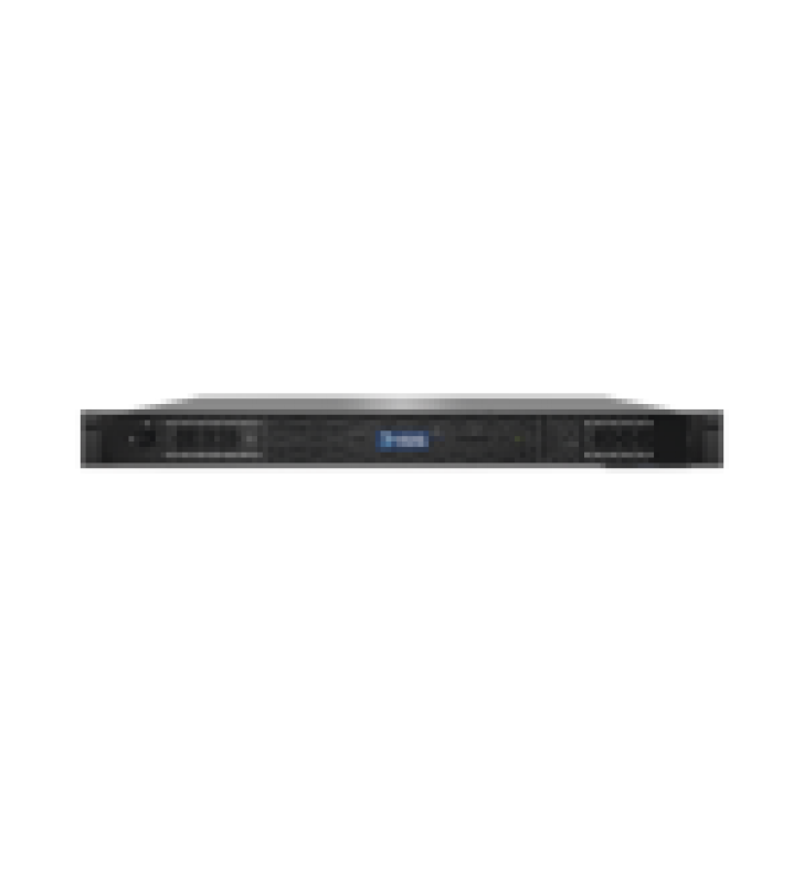 SERVIDOR DE APLICACION 175 PARA VMS ISS - CORE I7 9700K, 16 GB RAM, WIN 10 PRO, 24TB HDD (2X12TB), 1GBE 10GBE NIC, 1U RACK