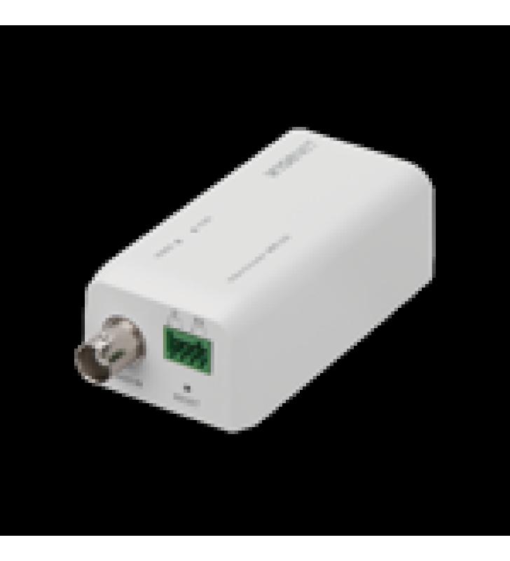 CONVERTIDOR DE CAMARAS ANALOGAS HD A IP / 1 CANAL / HASTA 4 MP / 4 TECNOLOGIAS (TVI, AHD, CVI Y CVBS)