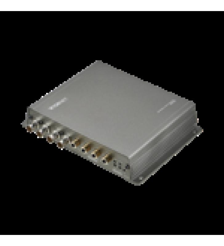 CONVERTIDOR DE CAMARAS ANALOGAS HD A IP / 4 CANALES / HASTA 4 MP / 4 TECNOLOGIAS (TVI, AHD, CVI Y CVBS)