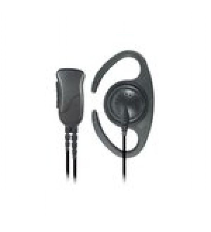 MICROFONO DE SOLAPA P/ SEGURIDAD PRIVADA P/ ICOM IC-F50/ 60/ 3161/ 4161/ 30G/ 30GS/ 30GT/ 40GT/ 40GS.
