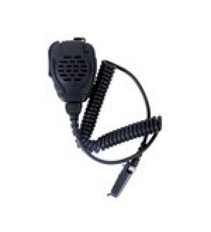 MICROFONO / BOCINA DE USO RUDO PARA RADIOS KENWOOD SERIE 80/ 90/ 140/ 180/ NX200/ 410.