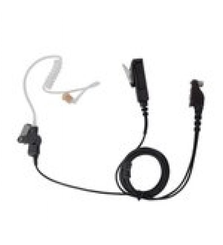 MICROFONO AUDIFONO DE 2 CABLES P/ ICOM ICF-50/ 60/ 3161/ 4161/ 30G/ 30GS/ 30GT/ 40GT/ 40GS/ 40G.