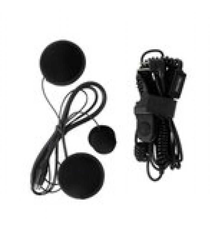MICROFONO PARA CASCO CERRADO P/ RADIOS MOTOROLA GP300 /P110/ GTX/ MAG ONE/ PRO3150/ EP450/ EP350/ SP-50/ P1225. HYT TC500 / 518 / 600 / 610 / 700/ 620/ 1600/ 700EX.