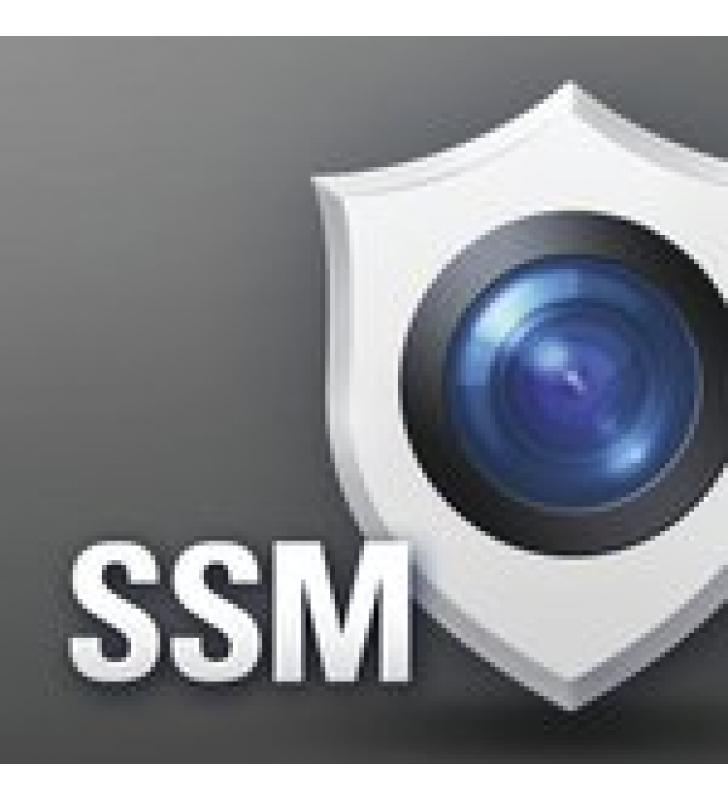 SMART SECURITY MANAGER (SSM) ENTERPRISE, PLATAFORMA DE GESTION DE VIDEO PARA EQUIPOS HANWHA / CLIENTES Y CAMARAS ILIMITADAS