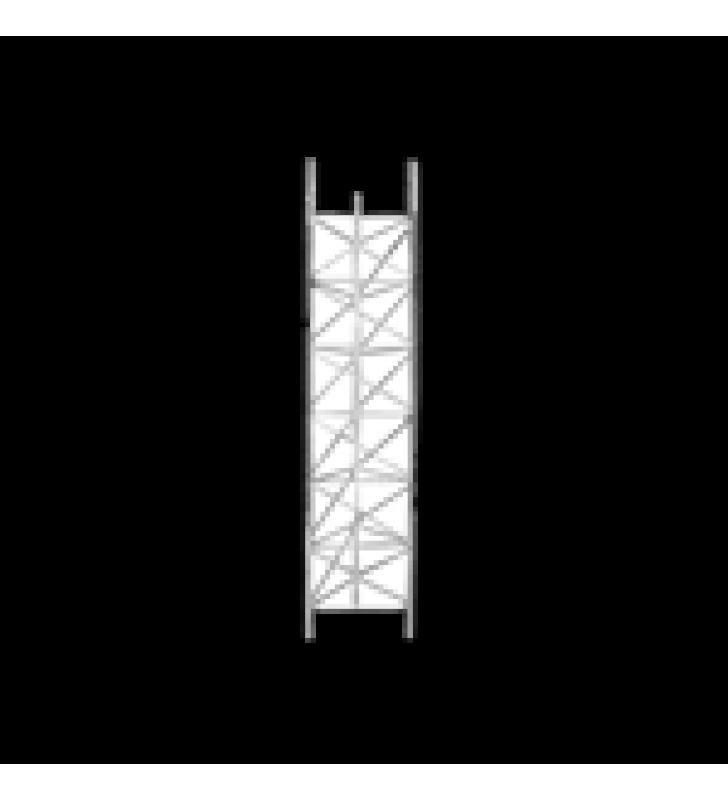 TRAMO DE TORRE DE 3 M X 60 CM DE ANCHO (TUBO 1 1/4 CED. 40), GALVANIZADO POR INMERSION EN CALIENTE, HASTA 99 M DE ELEVACION.