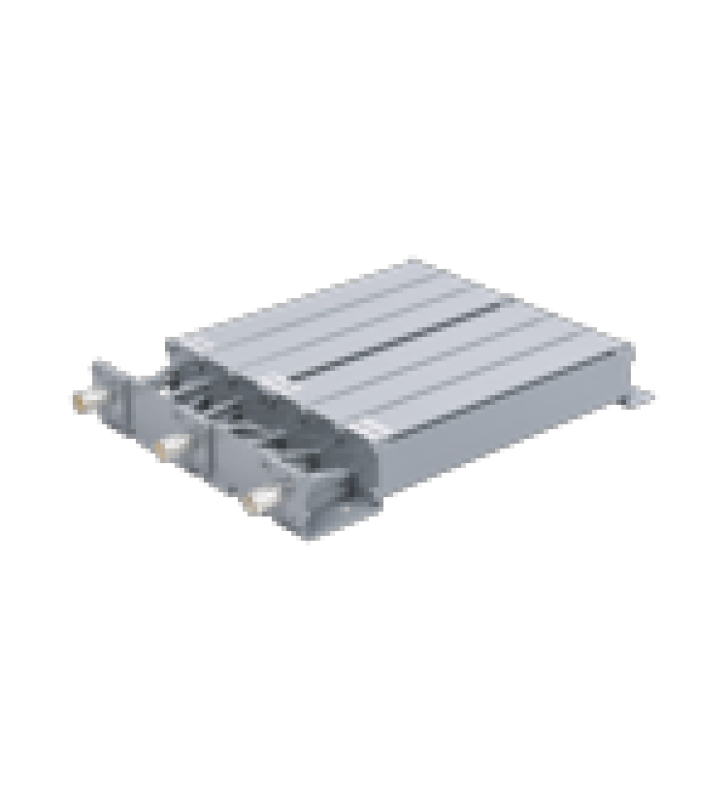 DUPLEXER SYSCOM PARA 403-430 MHZ, DE 15 MHZ DE SEPARACION, CONECTORES BNC HEMBRA.