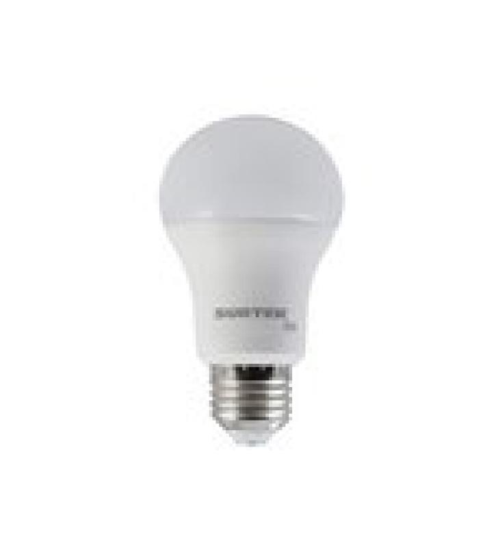 FOCO LED A19, LUZ DE DIA 9W, 120 VCA  (LED DE NOVENA GENERACION).