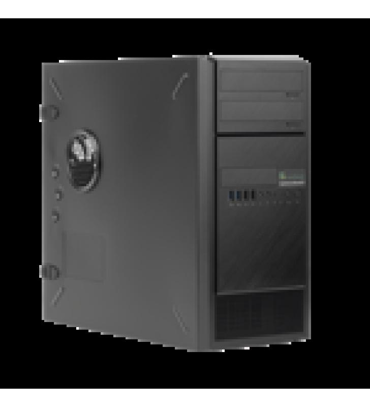 ESTACION DE TRABAJO PARA VISUALIZACION 4K/GRABACION VIDEOVIGILANCIA, ALTO DESEMPENO, CORE I7, 240GB SSD, 16GB RAM, GTX 1650 4GB