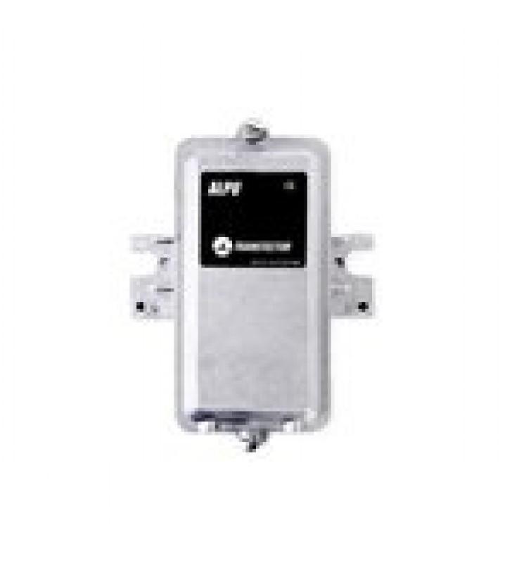 PROTECTOR METALICO CONTRA DESCARGAS ATMOSFERICAS POE INDIVIDUAL DE 10/100/1000 MBPS (1101-959)(ALPU-PTP-M)