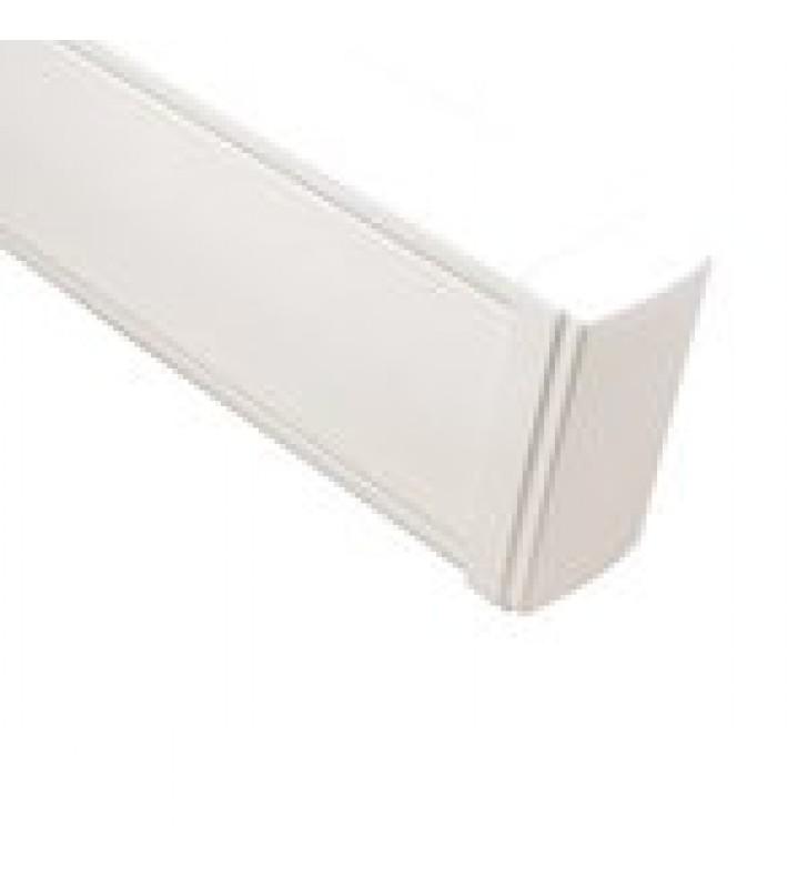 TAPA FINAL DE PVC AUTO EXTINGUIBLE,  PARA CANALETA TEK62 (6390-02001)