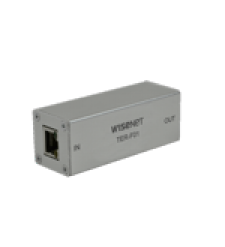10/100 MBPS REPETIDOR ETHERNET CON EXTENSOR POE HASTA 60W