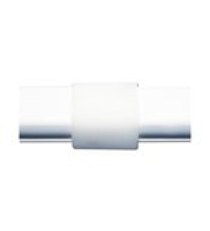 UNION DE PVC AUTO EXTINGUIBLE,  PARA CANALETA THC0812 (3 PIEZAS) (5080-02001)