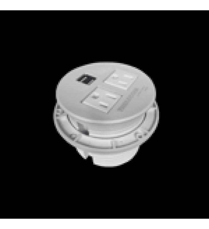 MULTICONTACTOS / USB EMPOTRABLE COLOR BLANCO, NO INCLUYE CABLE DE PODER