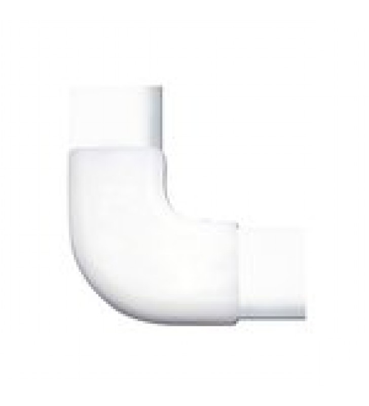SECCION EN L DE PVC AUTO EXTINGUIBLE,  PARA CANALETA TMK0812 (3 PIEZAS) (5030-02001)