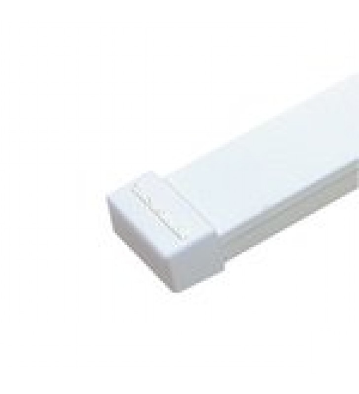 TAPA FINAL COLOR BLANCO DE PVC AUTO EXTINGUIBLE, PARA CANALETA TMK1720 (5290-02001)