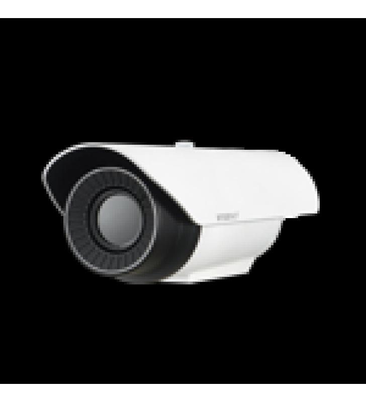 CAMARA BULLET TERMICA IP / RESOLUCION 640 X 480 / LENTE 19 MM / H.265 & WISESTREAM II / SIN BRAZO
