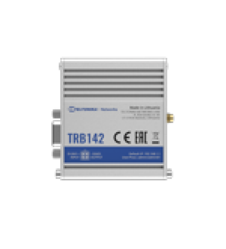 GATEWAY INDUSTRIAL LTE 4G A PUERTO SERIAL RS232