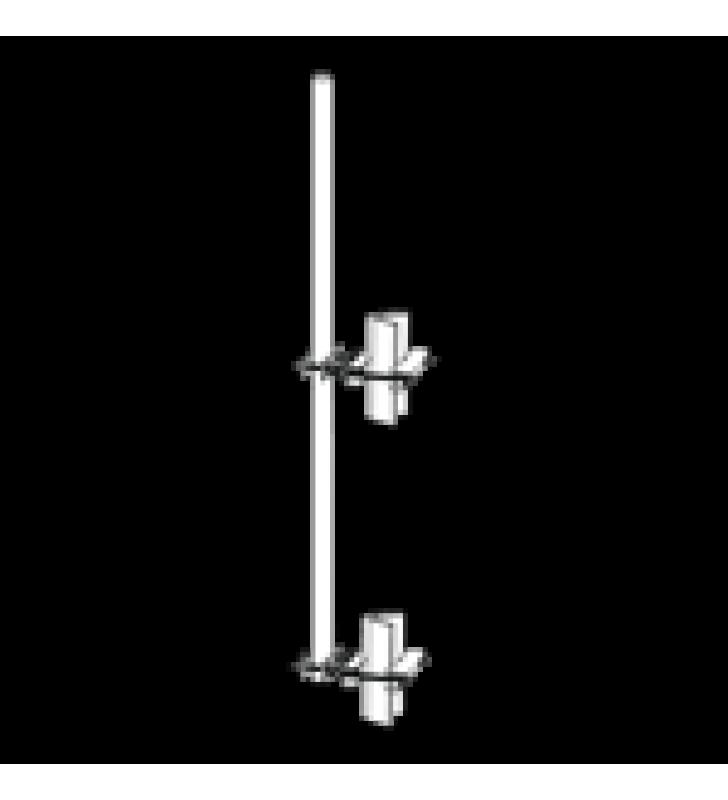 MONTAJE LATERAL CON MASTIL DE 1.9 DIAM. X 6 (1.8M) LONGITUD.
