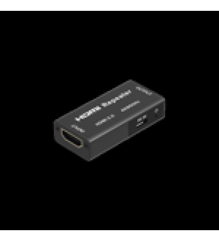 AMPLIFICADOR 4K X 2K DE REPETICION HDMI DE 40 METROS