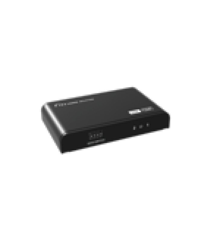 DIVISOR HDMI DE UNA ENTRADA A DOS SALIDAS HDMI 4K X 2K @60HZ & HDR / COMPATIBLE CON HDMI2.0,HDCP2.0 / SOPORTA 10 METROS EN LA ENTRADA Y 10 METROS EN LA SALIDA