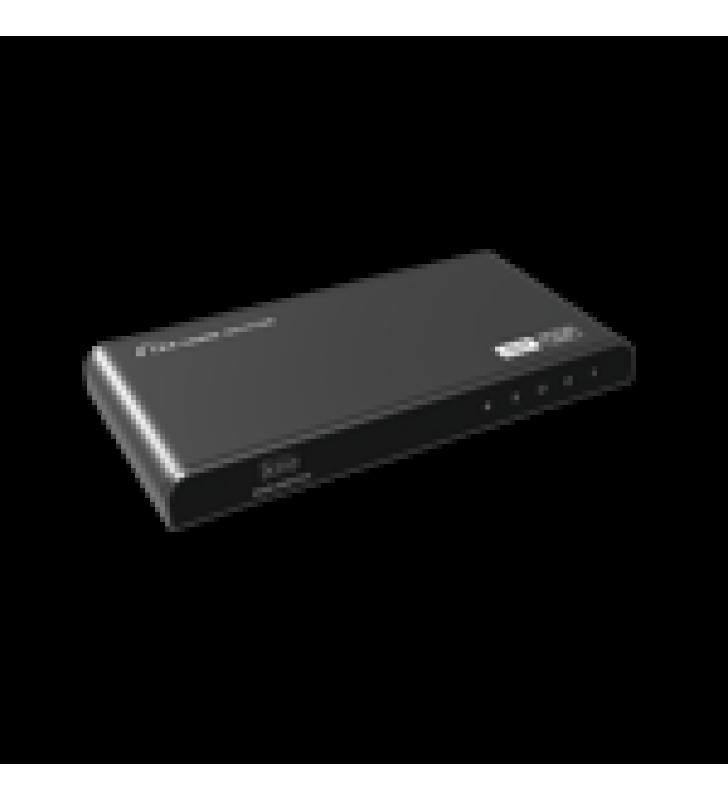 DIVISOR HDMI 1 A 4 / SALIDA 4K X 2K @ 60HZ & HDR / COMPATIBLE CON HDMI2.0,HDCP2.0 / SOPORTA ENTRADA DE 10M Y SALIDA HASTA 10M