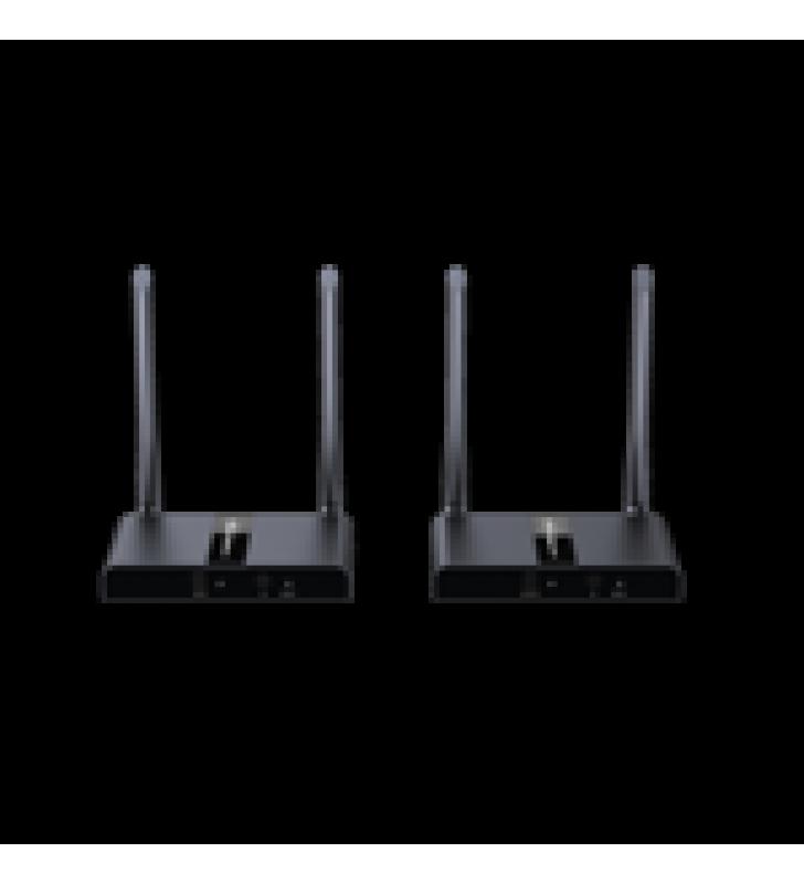 EXTENSOR HDMI INALAMBRICO PARA 100M PROTOCOLO HDBITT 1080P@50/60HZ
