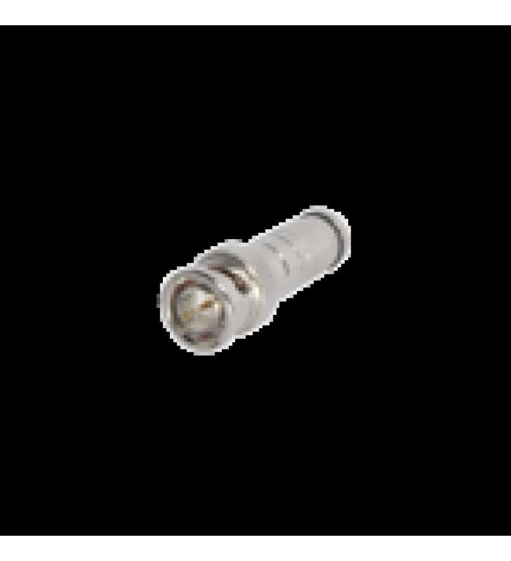 CONECTOR DE COMPRESION BNC PARA CABLE COAXIAL RG59
