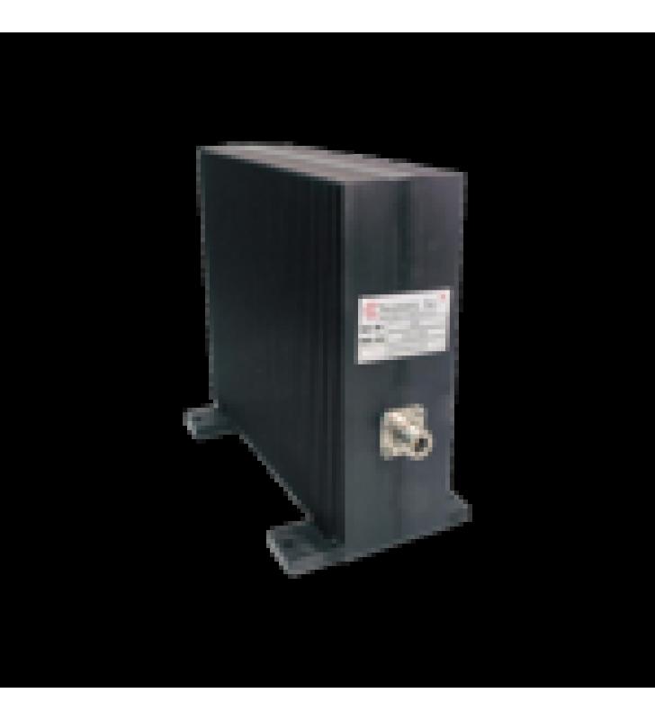 CARGA TERMINAL COAXIAL SECA DE RF PARA 50 OHM, CD-1000 MHZ, 300 WATT, 50% 2-MIN, N HEMBRA.