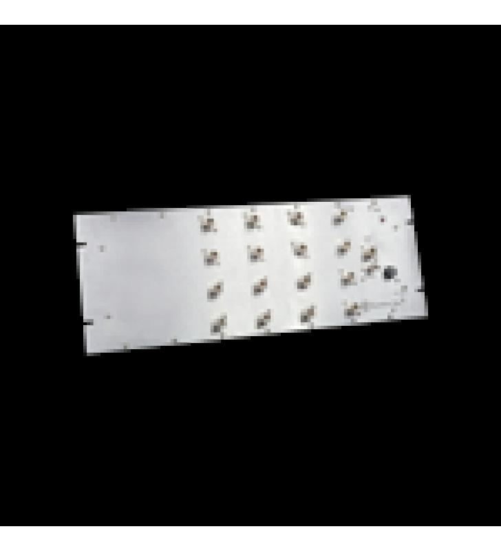 MULTIACOPLADOR PARA 400-512 MHZ, 16 CANALES, 40 MHZ DE ANCHO DE BANDA, 0-15 DB DE GANANCIA, N HEMBRAS.