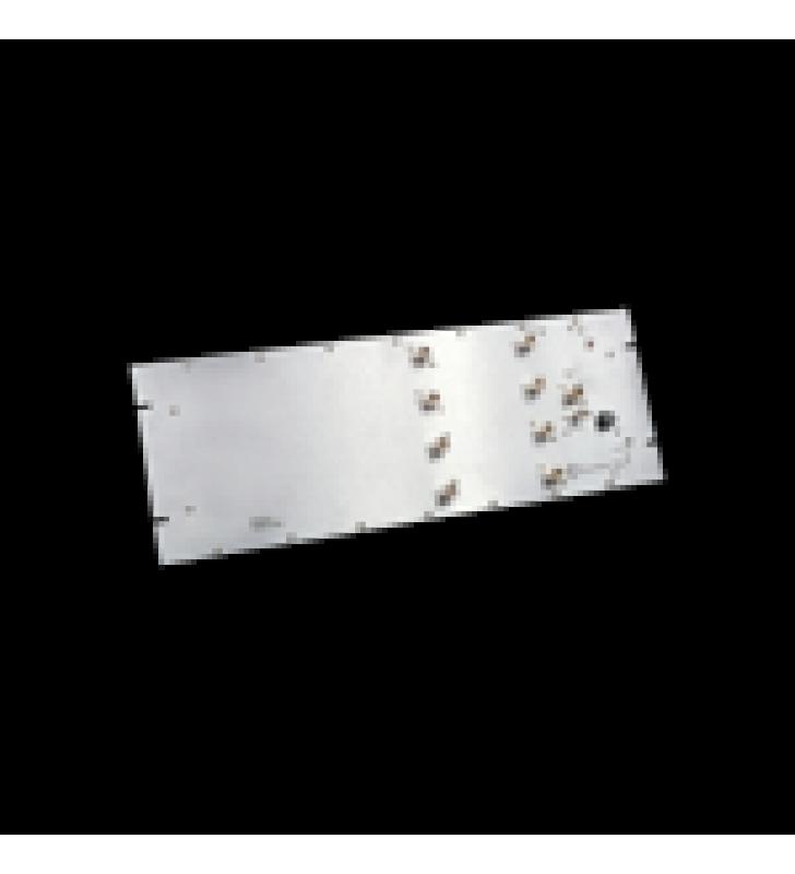 MULTIACOPLADOR UHF, 400-512 MHZ, 8 PUERTOS, 40 MHZ,  0-18 DB DE GANANCIA.