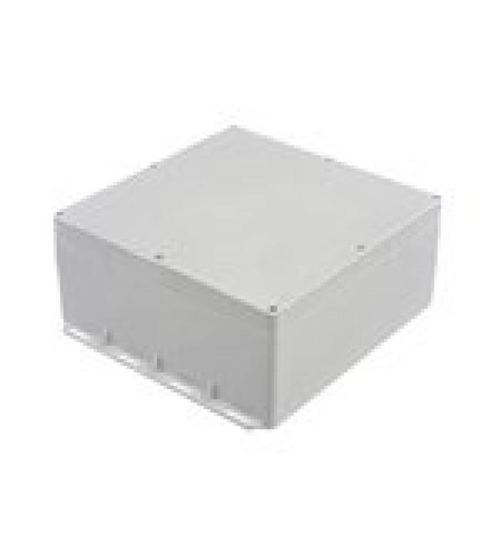 GABINETE PLASTICO PARA EXTERIOR (IP65) DE 300 X 300 X 150 MM CIERRE POR TORNILLOS.