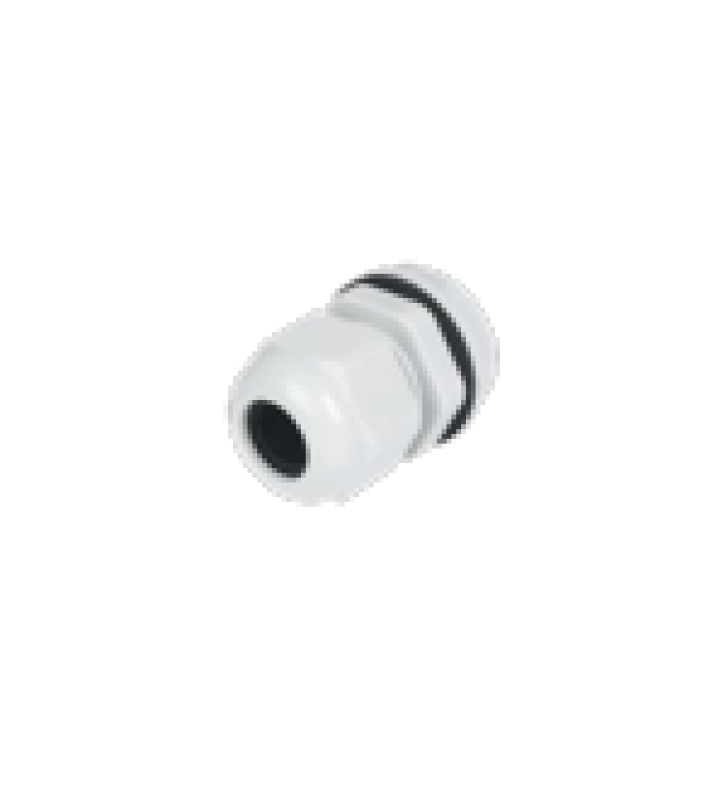 CONECTOR PLASTICO TIPO GLANDULA PARA CABLE DE 4 A 8 MM DE DIAMETRO.