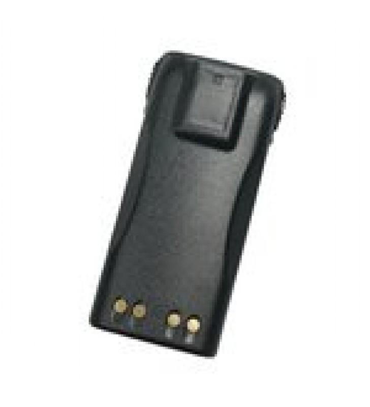 BATERIA DE NI-MH, 2300MAH PARA RADIOS MOTOROLA PRO-3150/ CT150/ 250/ 450/ P040/ 080/ 885/ GP308. CLIP INCLUIDO