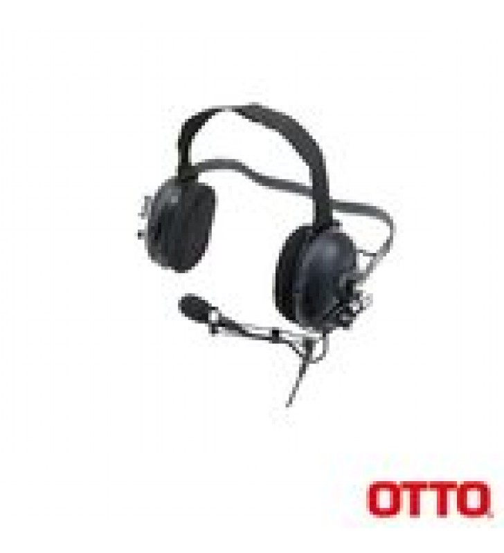 DIADEMA HEAVY DUTY POR DETRAS DE LA CABEZA PARA KENWOOD NX-200/300/410, TK-480/2180/3180