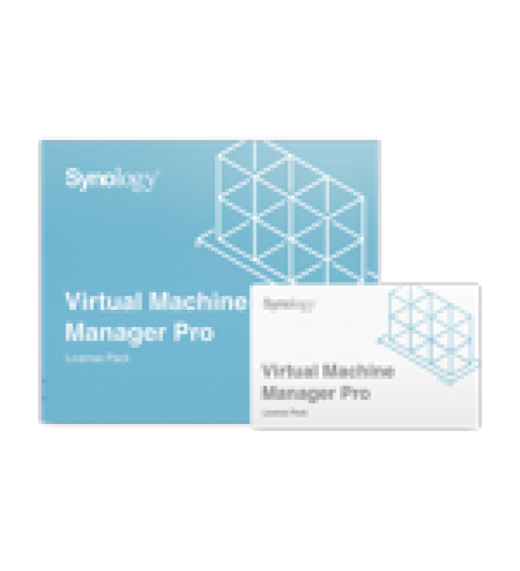 VIRTUAL MACHINE MANAGER PRO 3 NODOS DE SYNOLOGY / LICENCIA ANUAL
