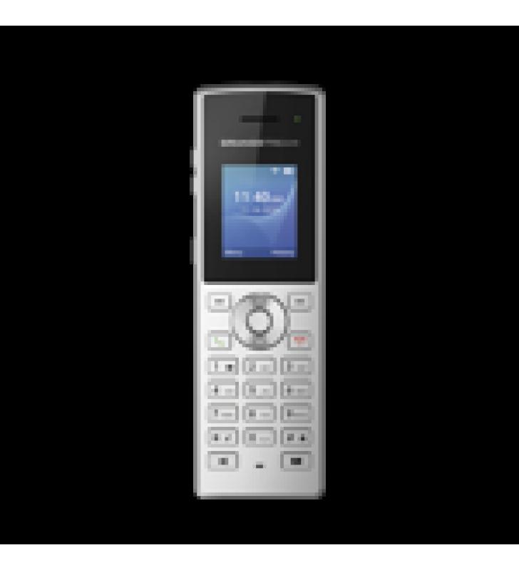 TELEFONO IP PORTATIL CON CONEXION A TRAVES DE  WI-FI, 2 LINEAS, 2 CUENTAS SIP