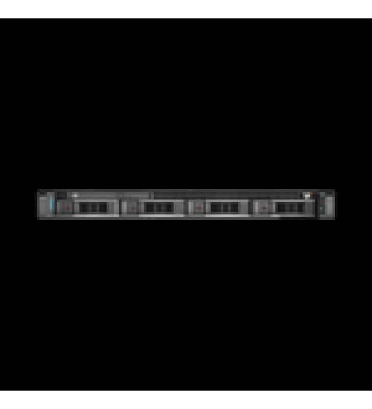NVR WISENET WAVE BASADA EN WINDOWS / MONTABLE EN RACK 1U / 470 MBPS THROUGHPUT